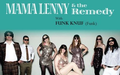 Mama Lenny and the Remedy to Play Wellington Colorado Main Streets Program's Women of Summer Concert Series