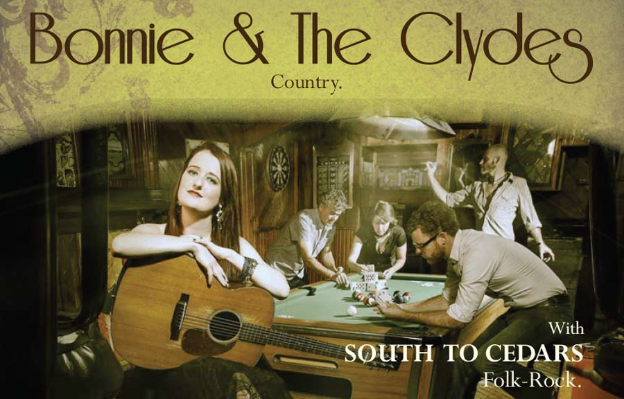 Bonnie and the Clydes to Play Wellington Colorado Main Streets Program's Women of Summer Concert Series