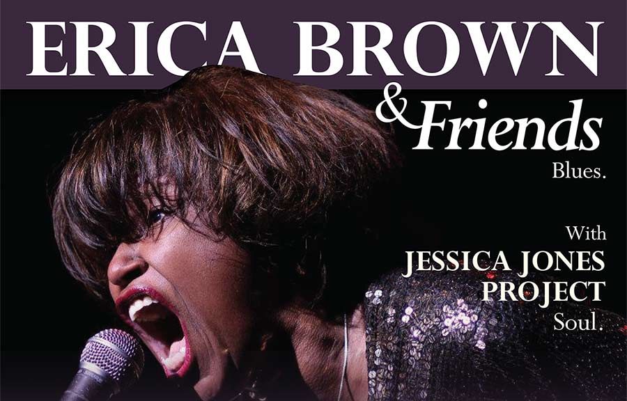 Erica Brown and Friends to Play Wellington Colorado Main Streets Program's Women of Summer Concert Series