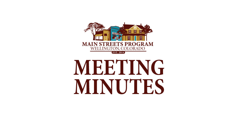 Board Meeting Minutes – July 2019