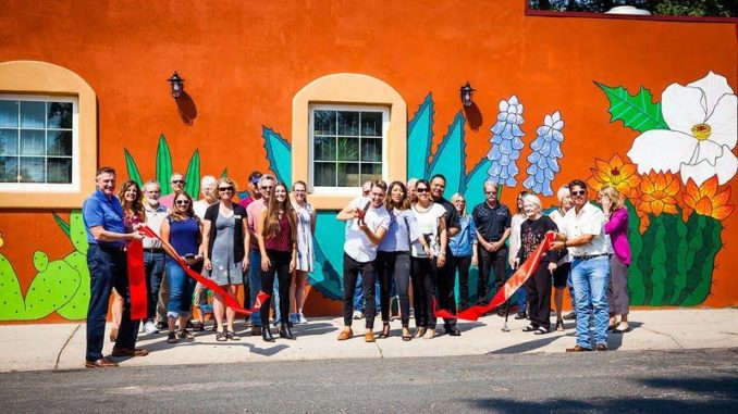 Downtown Beautification, the Shine of Community Pride