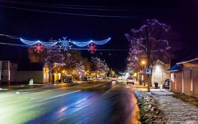 A Year in Review for the Wellington Main Streets Program