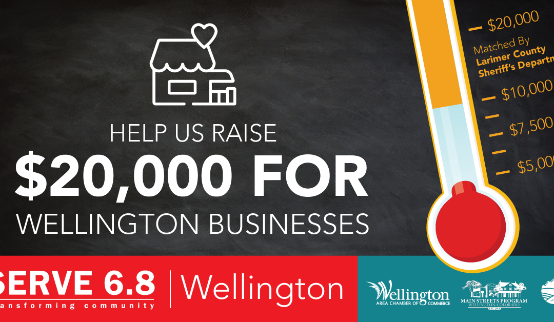 Wellington Comes Together to Raise $20,000 for Local Businesses