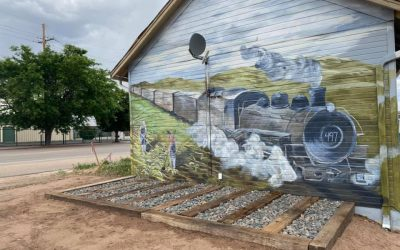Wellington's History: Water, Agriculture, and the Railroad