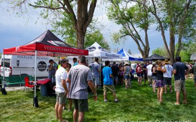 Wellington Brewfest Says 'Cheers' to Downtown Wellington