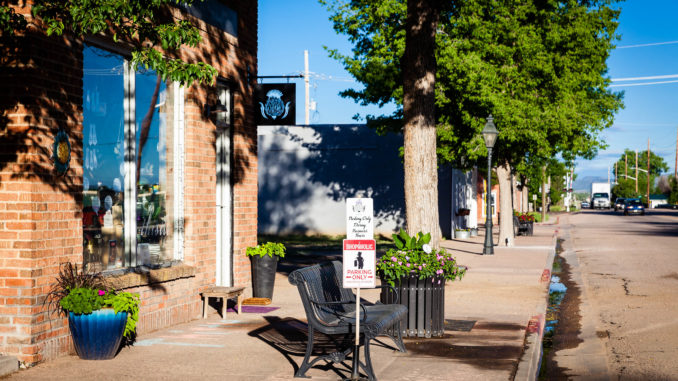 Wellington awarded $150,000 towards downtown improvement projects